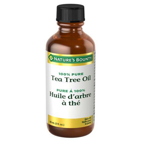 Nature's Bounty Tea Tree Oil - image 1 of 2