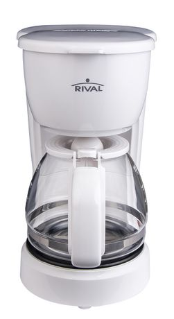 Rival Coffee Maker How To Use : Rival 5 Cup Coffee Maker Walmart.ca