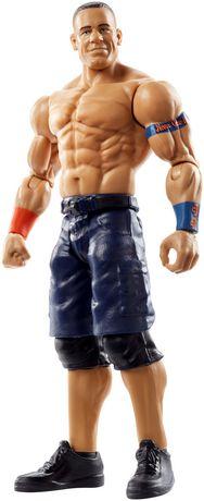 WWE – Série 85 – Figurine de base – John Cena - image 1 de 4