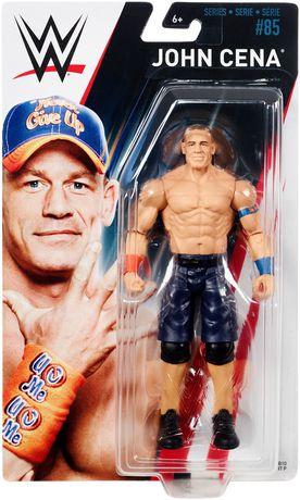 WWE – Série 85 – Figurine de base – John Cena - image 4 de 4