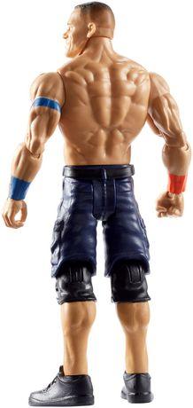 WWE – Série 85 – Figurine de base – John Cena - image 3 de 4