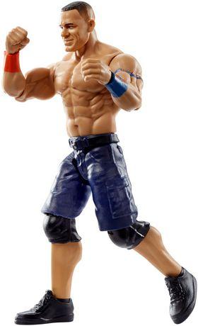 WWE – Série 85 – Figurine de base – John Cena - image 2 de 4
