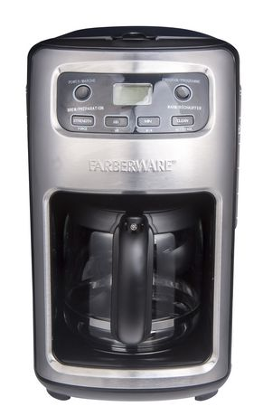 Farberware Coffee Maker Reviews : Farberware 12 Cup Programmable Coffee Maker Walmart.ca