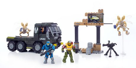 MEGA BLOKS HALO – Covenant Drone Outbreak Building Set - image 3 of 9