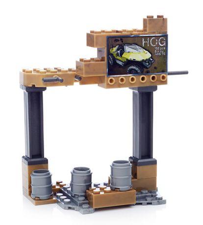 MEGA BLOKS HALO – Covenant Drone Outbreak Building Set - image 8 of 9