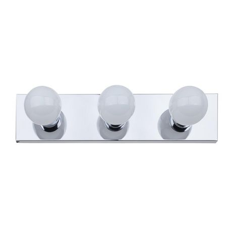 Globe electric 51202 luminaire de vanit 3 lumi res en for Globe luminaire interieur