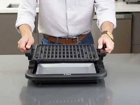 T-FAL Smokeless Grill - image 6 of 7
