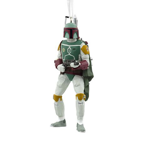 Hallmark Star Wars Boba Fett Ornament | Walmart Canada