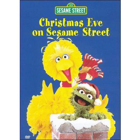 Sesame Street: Christmas Eve On Sesame Street | Walmart Canada