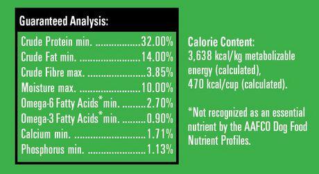 VitaLife Natural Diets Dog Food Chicken & Sweet Potato Grain Free Formula - image 3 of 3