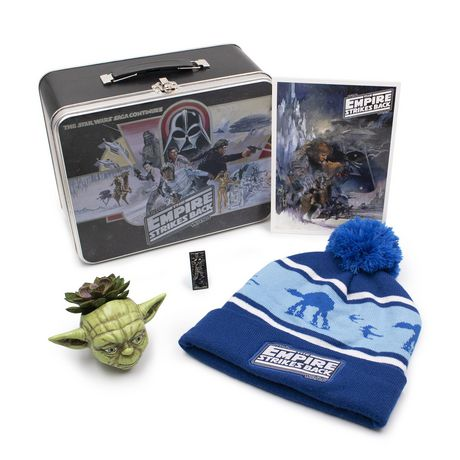 YODA AND MONEY BANK COLLECTIBLE STAR WARS LUNCHBOX