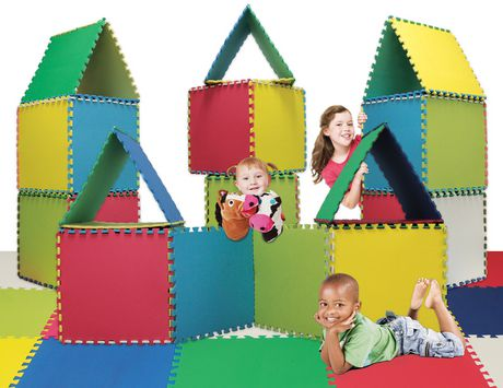 """Connect-A-Mat™ Reversible - 24"""" x 24"""" - image 3 of 4"""