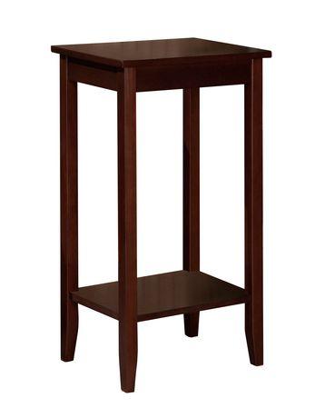 DHP Rosewood Tall End Table Walmartca