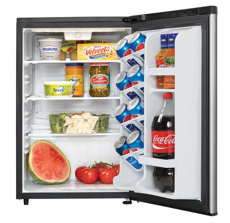 Danby 2.6 cu. ft. Compact Refrigerator - image 2 of 3