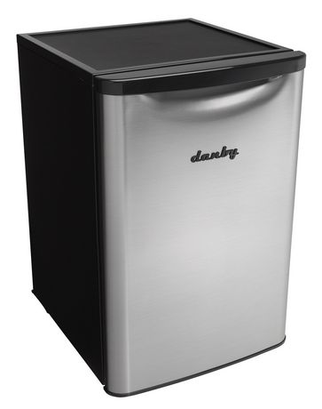 Danby 2.6 cu. ft. Compact Refrigerator - image 3 of 3