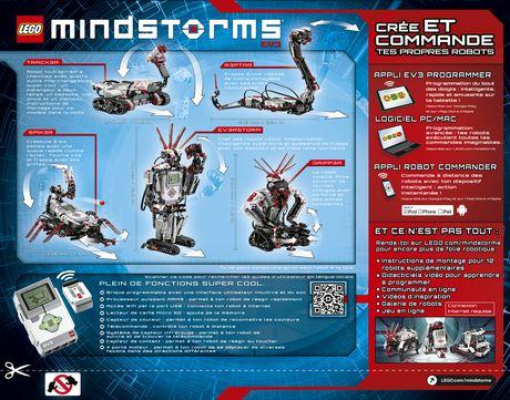 LEGO Mindstorms - LEGO® MINDSTORMS® EV3 (31313)