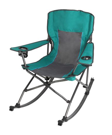 Pleasant Upc 844093060615 Ozark Trail Rocking Chair Green Gmtry Best Dining Table And Chair Ideas Images Gmtryco