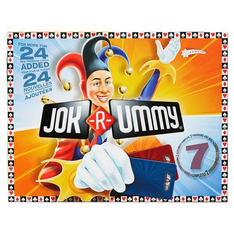 Sejenna inc Sejenna JOK-R-UMMY Program Cards Board GAME - image 1 of 1