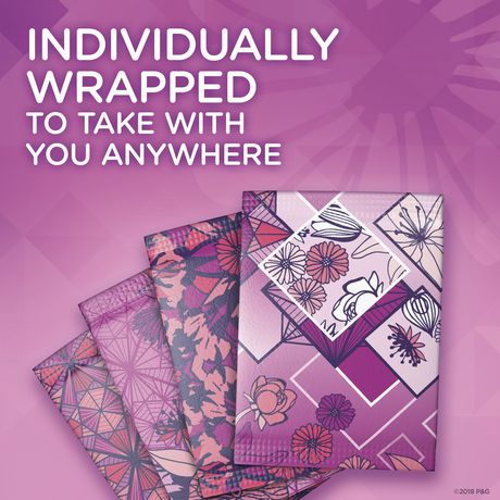 Always Radiant Pantiliners Regular Wrapped - Unscented - image 3 of 4