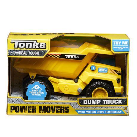 Camion à benne Power Movers Tonka - image 1 de 3