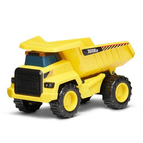Camion à benne Power Movers Tonka - image 2 de 3