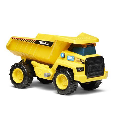 Camion benne power movers tonka walmart canada - Camion benne tonka ...