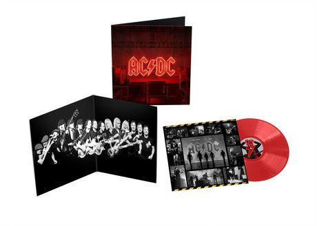 AC/DC - POWER UP Walmart Exclusive Vinyl