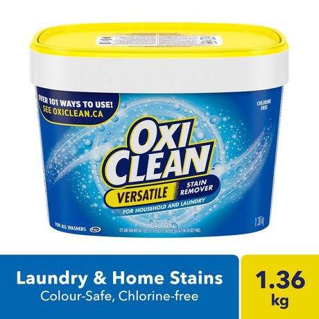 Oxiclean Versatile Stain Remover Walmart Canada