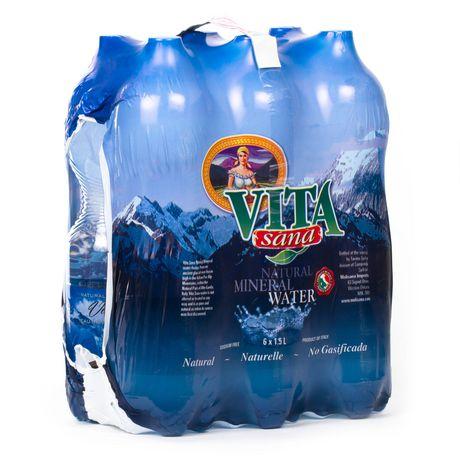 Vita Sana Natural Water - image 1 of 1
