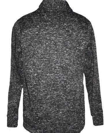 George Men's Sweater Fleece Cardigan - image 2 of 2