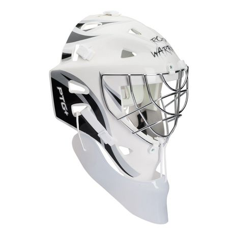 72bf31a130d Road Warrior PTG+ Elite Goalie Mask with Throat Protector