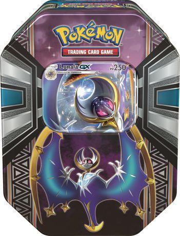 Coffret métallique Légendes d'Alola Pokémon - Lunala - français - image 1 de 1