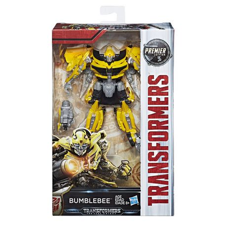 transformers le dernier chevalier classe de luxe premier edition bumblebee walmart canada. Black Bedroom Furniture Sets. Home Design Ideas
