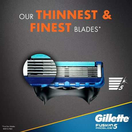 Gillette Fusion5 ProGlide Men's Razor Blades - image 8 of 8