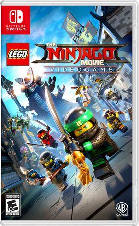 The LEGO Ninjago Movie Videogame (Nintendo Switch) - image 1 de 1