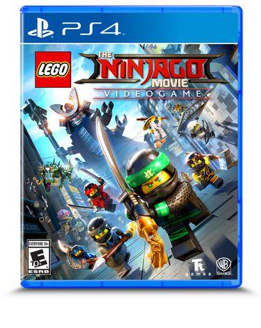 The LEGO Ninjago Movie Videogame (PS4) - image 1 de 1
