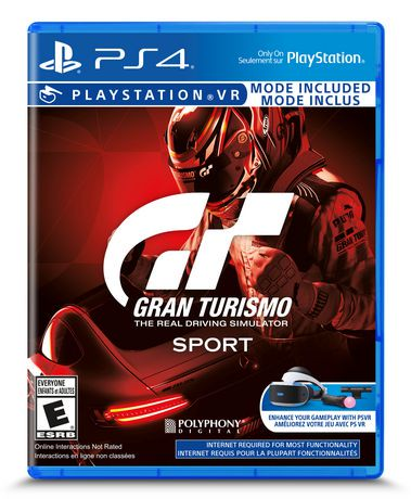 gran turismo sport ps4 walmart canada. Black Bedroom Furniture Sets. Home Design Ideas