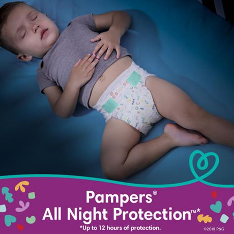 Pampers Cruisers Diapers - Econo Plus Pack - image 5 of 9