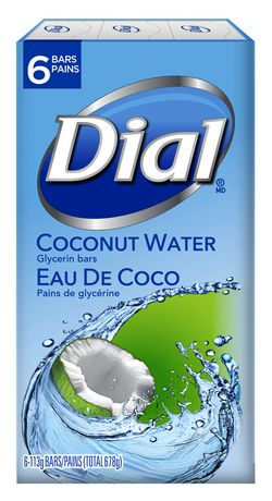 Dial Refreshing Coconut Water Glycerin Soap - image 1 of 1