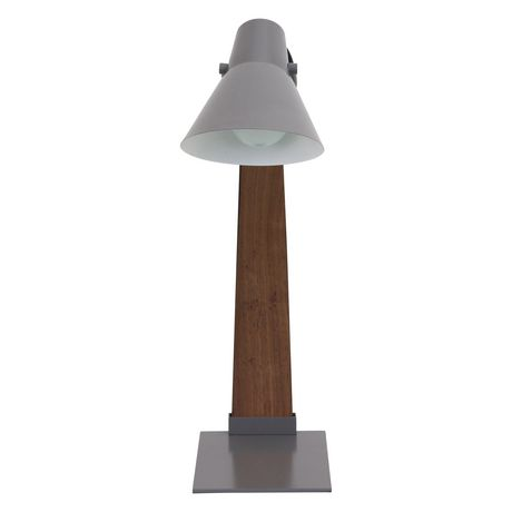 Noah Mid-century Modern Table Lamp by LumiSource - image 3 of 5