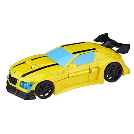 Transformers Cyberverse - Bumblebee de classe ultra - image 3 de 3