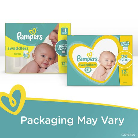 Pampers Swaddlers Diapers - Super Pack - image 6 of 7