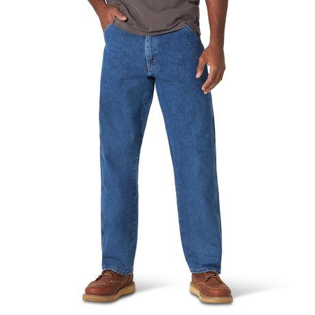 Wrangler Rustler Men's Carpenter Jeans - image 1 of 9