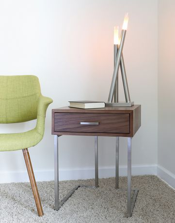 Icicle Contemporary Table Lamp by LumiSource - image 2 of 4