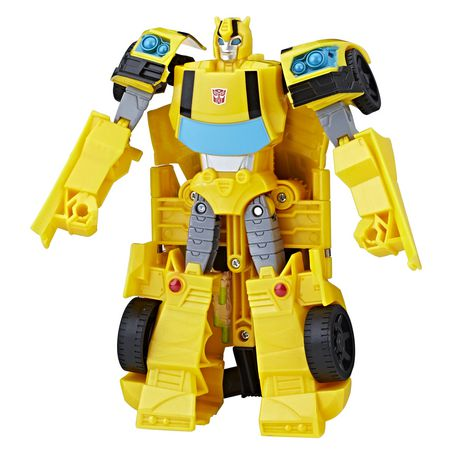 Transformers Cyberverse - Bumblebee de classe ultra - image 2 de 3