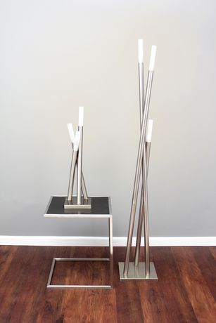 Icicle Contemporary Table Lamp by LumiSource - image 3 of 4