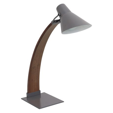 Noah Mid-century Modern Table Lamp by LumiSource - image 1 of 5
