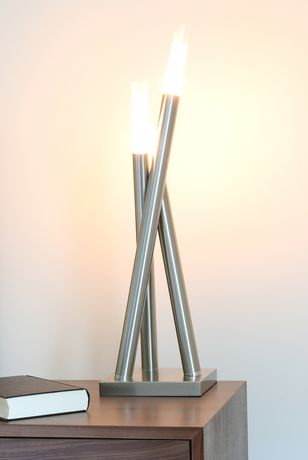 contemporary table lighting. Icicle Contemporary Table Lamp By LumiSource Contemporary Table Lighting M