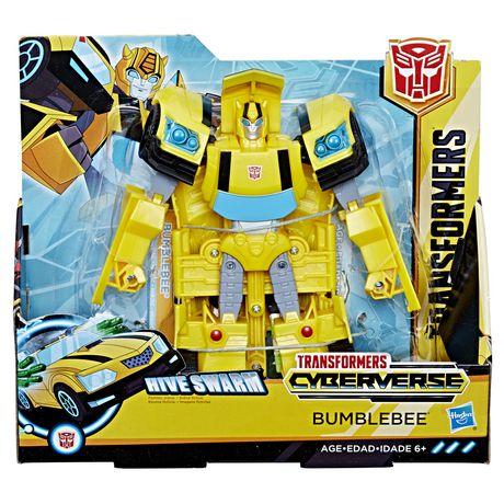 Transformers Cyberverse - Bumblebee de classe ultra - image 1 de 3