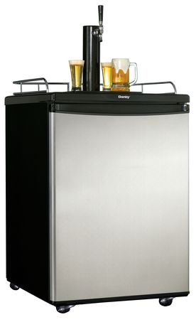 Danby Products Danby 5.4 Cu. Ft. Compact Keg Cooler - image 2 of 2